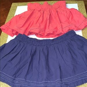Mini Boden Skirt Bundle